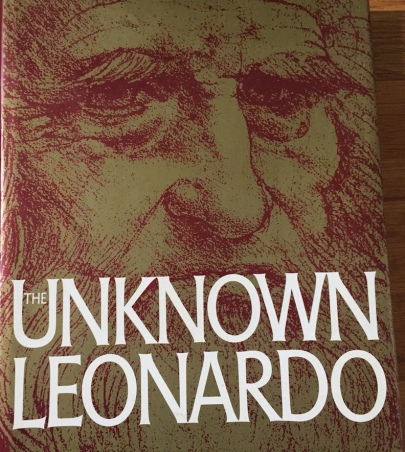 unknown leonardo book